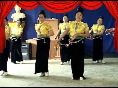 múa còn dân tộc Thái tây bắc