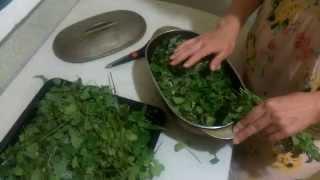 Бабушкин рецепт заготовки очень вкусного травяного чая(, 2015-07-21T07:55:21.000Z)