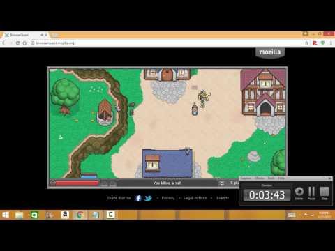 Browser Quest Hack: V1