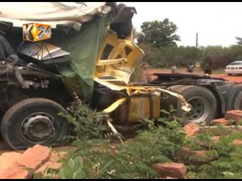 27 die road accident along Mombasa - Nairobi highway