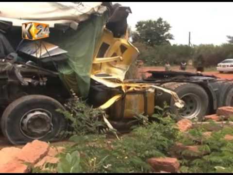 27 die road accident along Mombasa - Nairobi highway