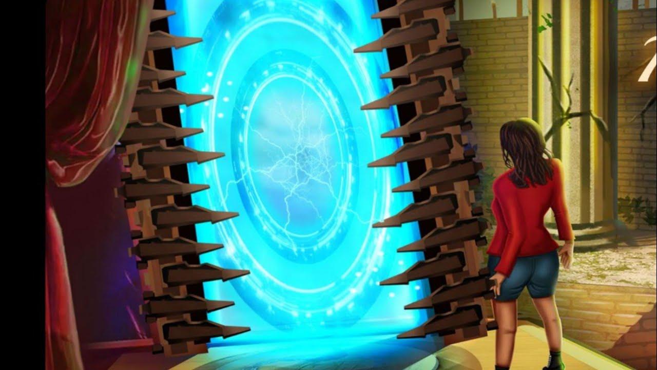 Escape Room Adventure Mystery Game - Parallel Room - Escape Game Level: 1-5 Walkthrough.