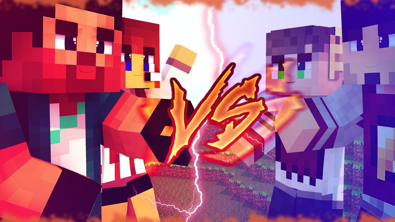 ADR vs BREAKMAN (Minecraft Capture The Flag)  ‹ Haack ›