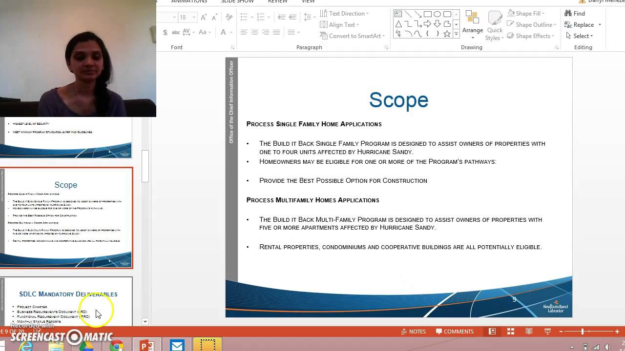 project kickoff meeting presentation - pc - youtube, Powerpoint templates