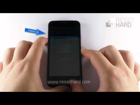 How To Hard Reset Vodafone Smart 4 mini