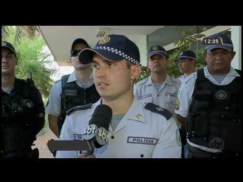Homem é preso depois de assaltar coletivo na Asa Sul