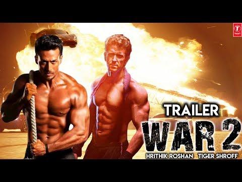 War 2 Trailer | Hrithik Roshan | Tiger Shroff | Disha Patani | YRF