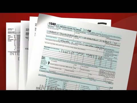 Government Debuts New Postcard Sized Income Tax Form