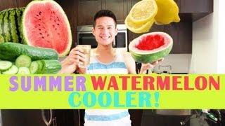 Summer Watermelon Cooler! :)