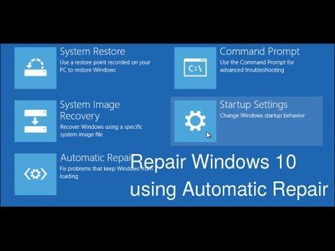 How To Fix Windows 10 Stuck In Infinite Boot - No Software Needed! | FunnyDog.TV