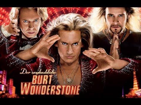 DER UNGLAUBLICHE BURT WONDERSTONE (The Incredible Burt Wonderstone) - offizieller Trailer deutsch HD
