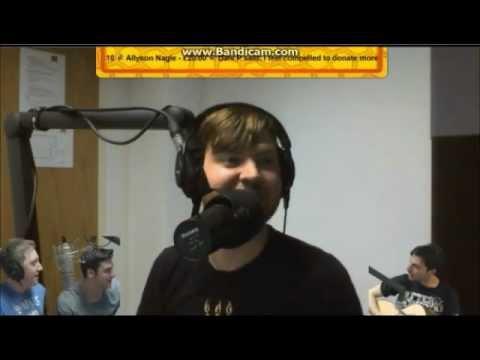 Yogscast Livestream Improv-song