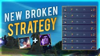 NEW 70% Win Rate STRATEGY | EUW CHALLENGER - SONA + TARIC BOT