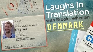 Laughs in Translation - Denmark