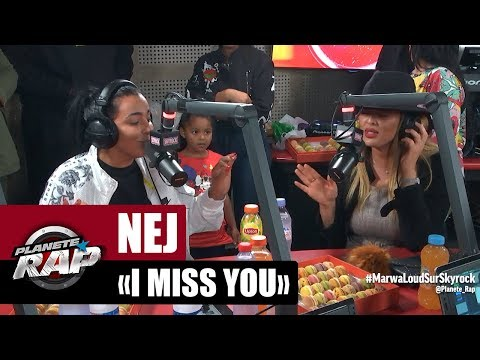 Youtube: NEJ « I Miss You » #PlanèteRap