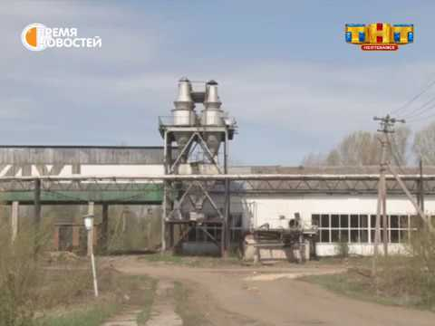 Новый фанерный завод