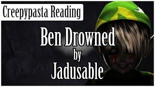 Zelda Creepypasta: BEN Drowned