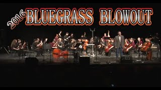 2016 Bluegrass Blowout featuring CHS Alternative Strings