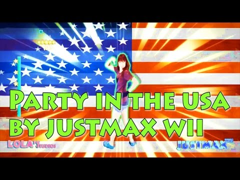 JUST DANCE 2015 | Miley Cyrus - Party In The U.S.A. | FANMADE by JUSTMAX WII