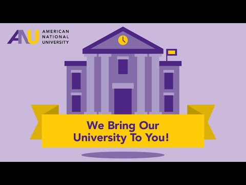 Global Learning at American National University