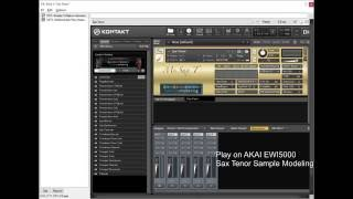 Video AKAI EWI5000 built-in sounds and other sounds download MP3, 3GP, MP4, WEBM, AVI, FLV Juni 2018