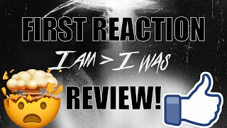 THIS IS AMAZING!!! - I AM I WAS - 21 SAVAGE - FIRST REACTIONREVIEW