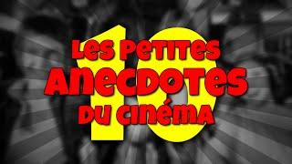 TOP TEN - Les petites anecdotes du cinéma