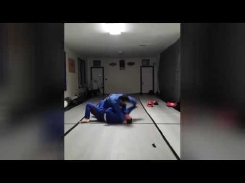 Dan Quimbly First Grappling Session w/ Sensei Phu