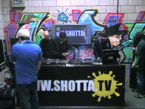 DJ Beyond DJ Slamdunk Takeover  Shotta TV 1 March 2013 part 2