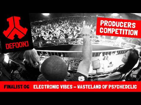 Defqon.1 Australia 2011 | Producers Competition: Electronic Vibes