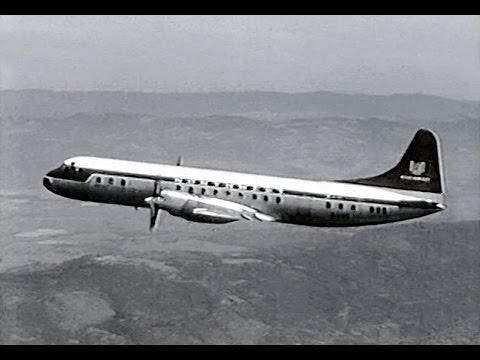 "Northwest Lockheed L-188A Electra - ""Tell City Crash"" - 1960"