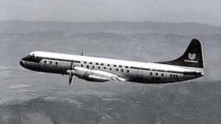 "Northwest Lockheed L-188A Electra - ""Tell City Accident"" - 1960"