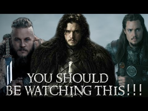 Are you Bored? Watch This!   Top 5 shows like Game of Thrones