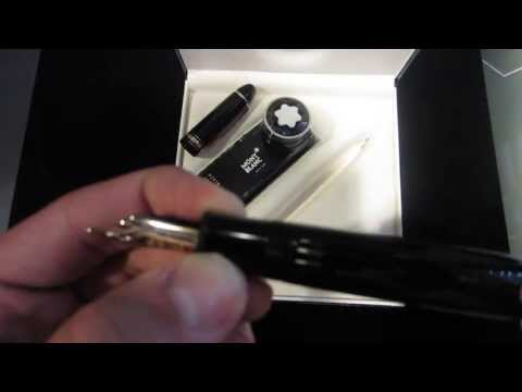 """$1000 Montblanc Miesterstuck 149 """"Diplomat""""— Review and Explanation."""