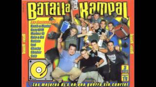 Batalla Kampal - Session Makina 2 (Mixed by Dj Skryker, Bolo & Uri & Soto)