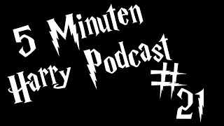 5 Minuten Harry Podcast #21 – Statisch nicht ganz in Ordnung