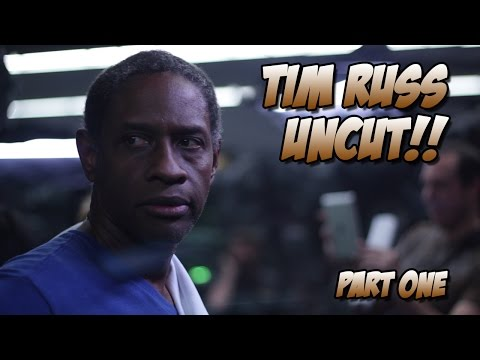 Tim Russ Interview - Uncut! Part 1