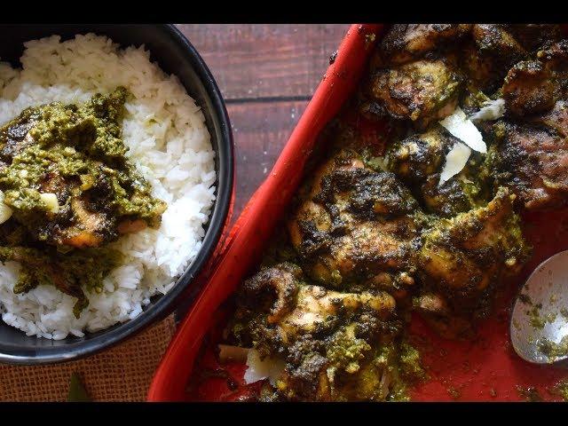 Baked Chicken With Pesto | Chicken Recipes