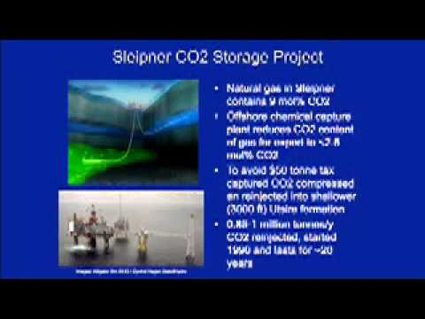 2008-2009: The Strategic Significance and Practicalities of CO2 EOR and Storage