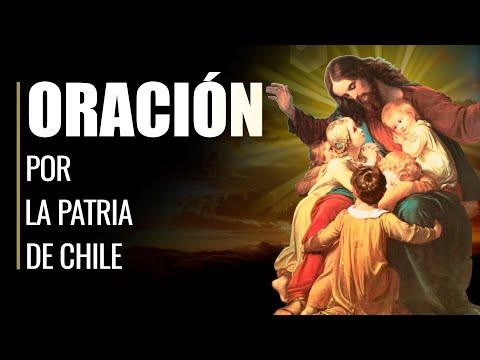 🙏 Oración por la Patria ante la CRISIS EN CHILE 📉