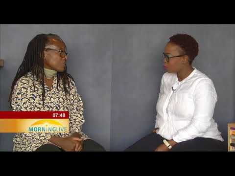 SABC catches up with Zimbabwean author Tsitsi Dangarembga