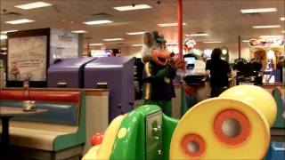 Having Fun at the Thousand Oaks Chuck E. Cheese