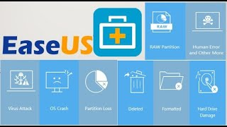 EaseUs Data Recovery Wizard Pro Full Version 2019
