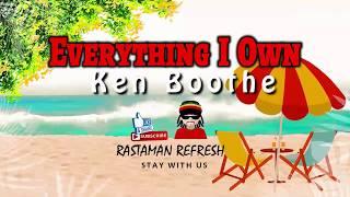 Ken Boothe - Everything I Own (LYRICS) 🎵