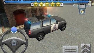 911 Police Car Parking Game - Traffic Police Car Drive GamePlay