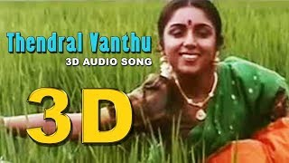 Gambar cover Thendral Vanthu 3D Audio Song | Must Use Headphones | Tamil Beats 3D