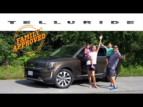 2020 Kia Telluride Review ✥ It's A Home Run For The Family
