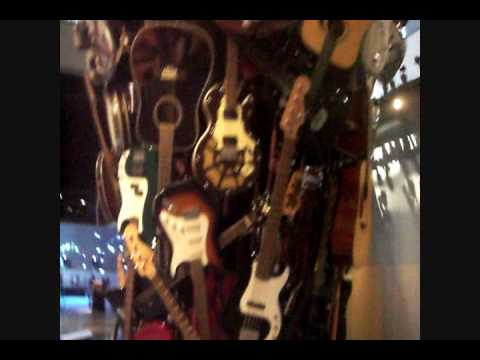 Guitar Tower at Experience Music Project (EMP) - Seattle