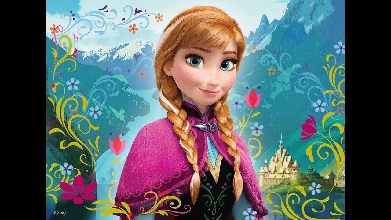 Disney Frozen Puzzle Jigsaw Part 2 Youtube