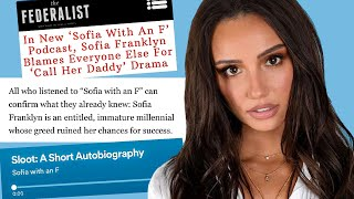 'Call Her Daddy' ex-host Sofia EXPOSES Alex and Barstool Sports...